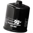 Filtry oleju K&N